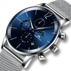 Megalith 8088M Silver-Blue